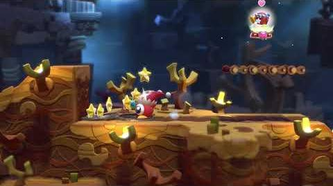 Kirby Star Allies Waddle Doo Showcase