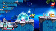 Kirby Wii captura 8