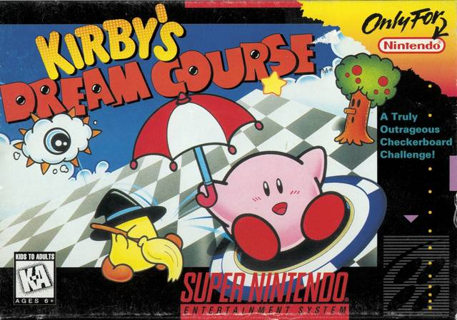 Kirby's Dream Course | Kirby Wiki | Fandom