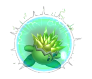 Kirby Plasma trophy 3DS