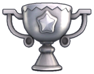 KDCol Trophy artwork silver