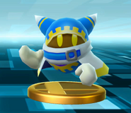 SSB4 Magolor trophy