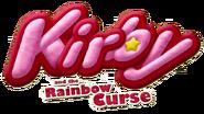 KirbyandtheRainbowCurse logo