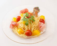Kirby Cafe food 6