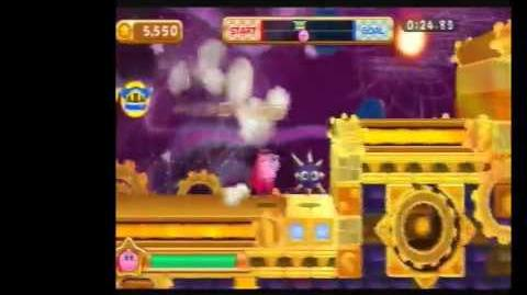 Magolor Race Ex Speed Run (Fighter) - 55.91 or 36150