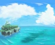 MarMareado KirbyMouseAttack MapaFondo