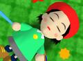 Adeleine unconscious