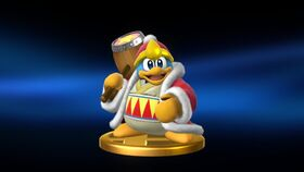 King Dedede's Trophy SSBWU