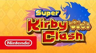 Super Kirby Clash – Launch Trailer (Nintendo Switch)
