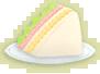 KEY Sandwich sprite
