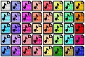 KMA Music Note sprite