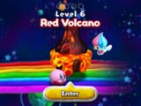 Red Volcano