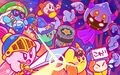 Kirby 25th Anniversary artwork 21