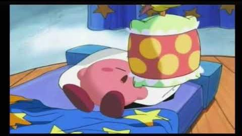Kirby Right Back at Ya HD Episode 14 The Pillow Case
