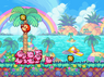 Waddle Dee palm tree