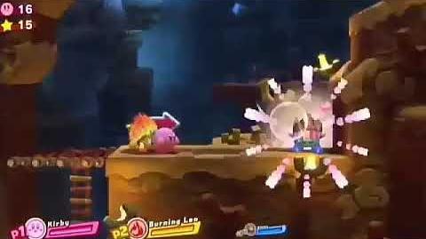 Kirby star allies comercial Español Latino