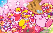Kirby 25th Anniversary artwork 20