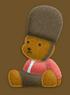 熊玩偶家具01 毛线卡比