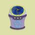 黑洞垃圾桶家具01 毛线卡比