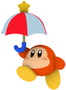 KSA Parasol Waddle Dee model