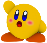 KSA Yellow Kirby Model