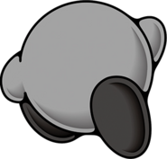 Shadow Kirby art