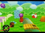 Kirby64 Waddledee grab