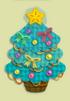 盆栽树家具01 毛线卡比