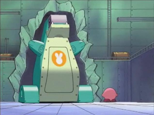 image kirby vs ice robot jpg kirby wiki fandom powered by wikia