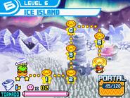 Ice Island Map