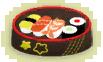 KEY Sushi sprite