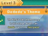Dedede's Theme