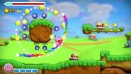 Kirby and the Rainbow Curse E3 2014 出展映像