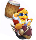 Rey Dedede (Air Ride)