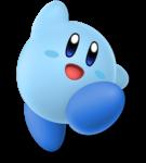 SSBU Blue Kirby