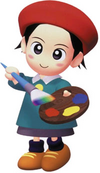 Adeleine Artwork K64