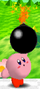 Transformaciones de Kirby 64: The Crystal Shards