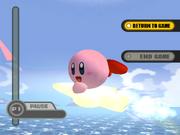 KAR Kirby Warpstar
