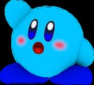 KSA Blue Kirby Model
