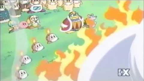 Kirby Right Back at Ya HD Episode 74 Caterpillar Thriller