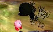 SSB3DS Swarm Kirby