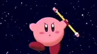 Kirby Right Back at Ya Hoshi no Kaabii - Baton Transformation
