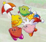 KNiD Four Kirbys 2