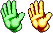 KatAM Master Hand sprite 2