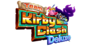 TeamKirbyClashDeluxe Logo