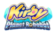 Logo Kirby Planet Robobot