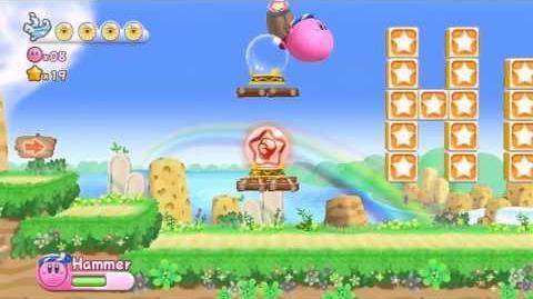 Kirby's Return to Dreamland *HAL Rooms*