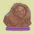 化石家具01 毛线卡比