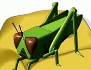 Robo-Grasshopper