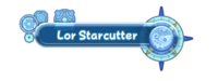 KRtDL Lor Starcutter plaque